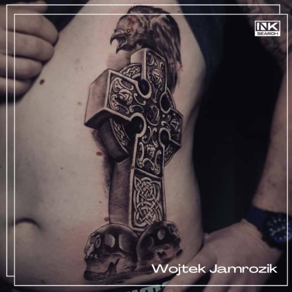 Wojtek Jamrozik, Next Level Tattoo, Wroclaw