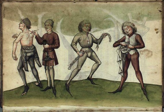 Historia tatuażu – od średniowiecza do współczesności