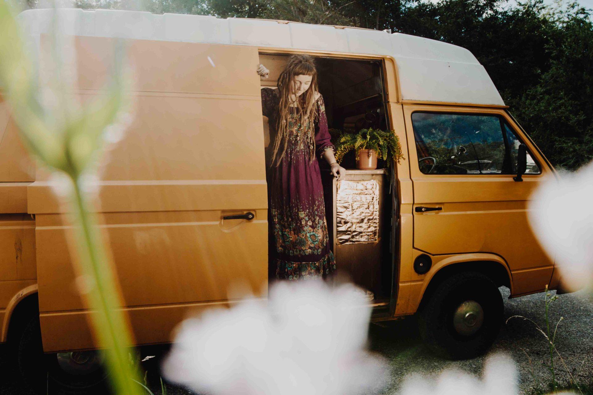 Aleksandra Ezorcyna – piękne życie tatuatora-nomada
