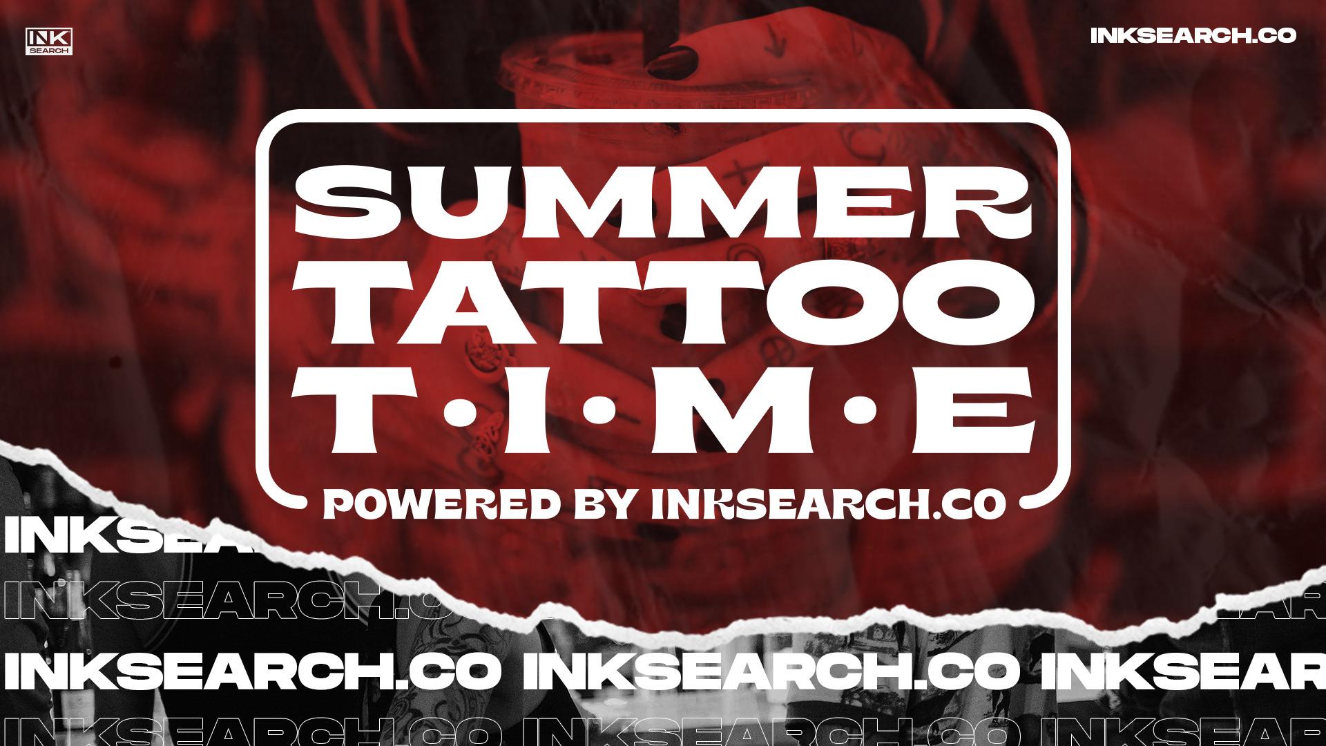 """""""Tattoo Summer Time"""" – wydziaraj się w wakacje z INKsearch.co"""