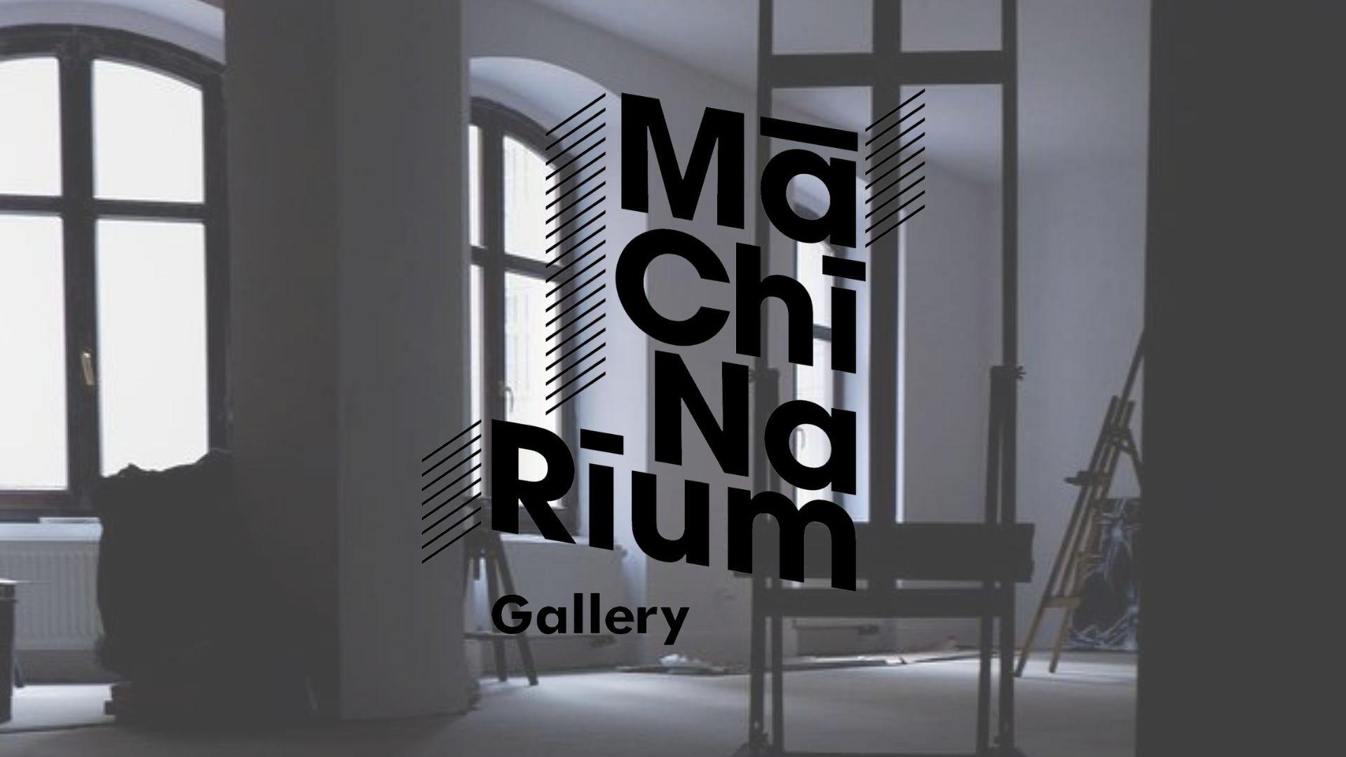 Machinarium Gallery; tam, gdzie tatuaż spotyka sztukę