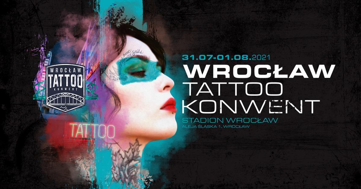 Wrocław Tattoo Konwent 2021 już w ten weekend!